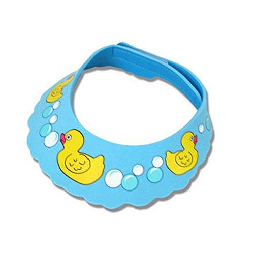 Shampoo Cap Shampoo Cap Baby Enfants Baby Shower Etanche Cap bonnet de bain pour enfants peut être ajustée