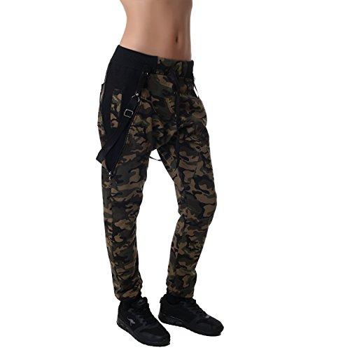 Crazy Age - Pantalon de sport - Femme Kaki