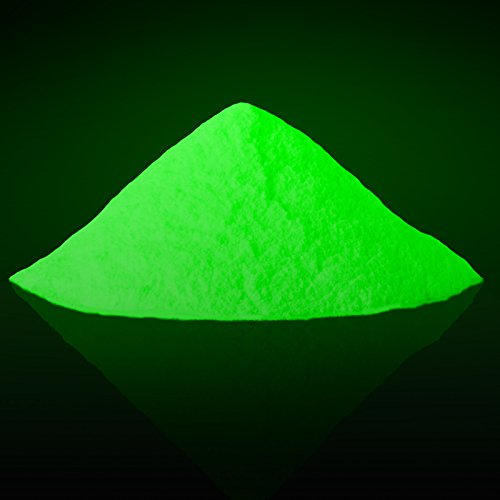 sfxc® Neon Night Glow pigmento verde, 25g Originale