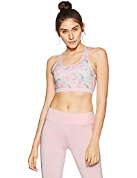 Just F by Jacqueline Fernandez Women's Non-Wired Sports Bra