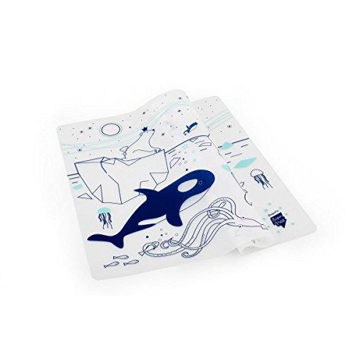Superpetit weiche Eis-Deckchensets aus Silikon für endloses Färben Funmeal