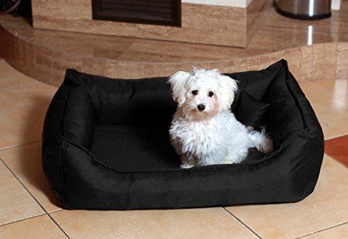 lit-pour-chien-ortho-donald-vital-80cm-m-noir-revetement-en-teflon-avec-matelas-confort