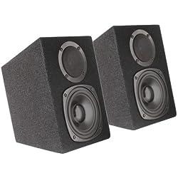 XTC LS2000Paire de haut-parleurs 2voies stéréo compact
