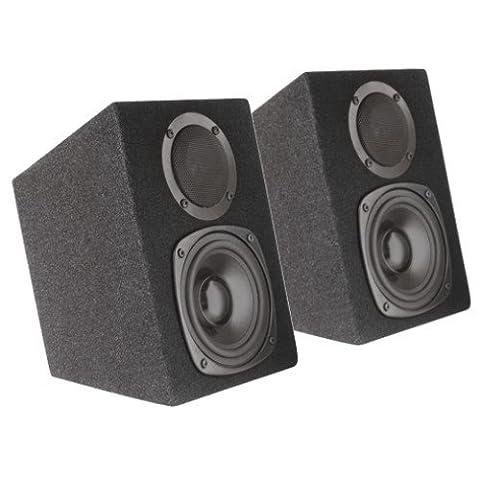 XTC LS2000 2-Wege Stereo Kompakt Lautsprecher Paar (Quadral Boxen)