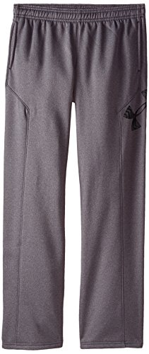 Under Armour Jungen Fitness Sweatshirt AF Storm Big Logo Pants, Cbh/Blk, S, 1259695 (Custom-fit-pants)