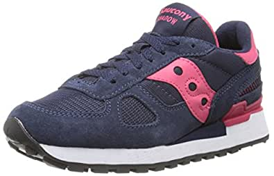 Original Low Saucony DamenWildlederSneaker Shadow hCtsrBQdx