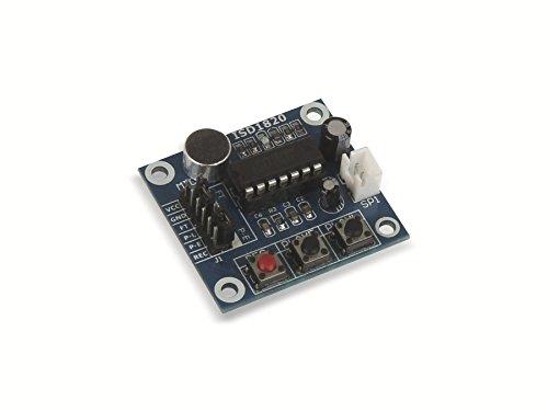 Joy-it Raspberry Pi® Erweiterungs-Platine Blau sbc-soundmodule Raspberry Pi®, Raspberry Pi® 2 B, Raspber