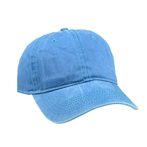 TININNA Herren Damen Unisex Retro Baseballmütze Golf Kappe UV-Sonnenhut Outdoor Sportarten Freizeit Kappe