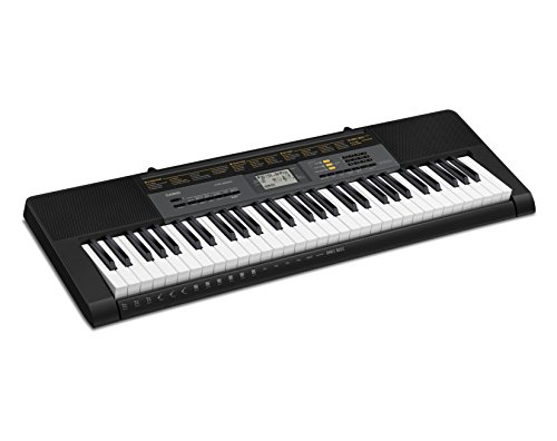 casio ctk-2500 61-key piano, black Casio CTK-2500 61-Key Piano, Black 41tKKsr23ML