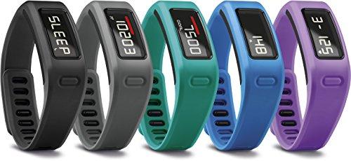 Garmin vívofit Fitness-Tracker (1 Jahr Batterielaufzeit, Tagesziele, Inaktivitätsbalken, Schlafanalyse) - 2