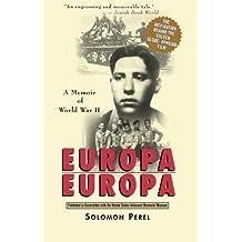 Europa, Europa by Solomon Perel (1999-02-22)