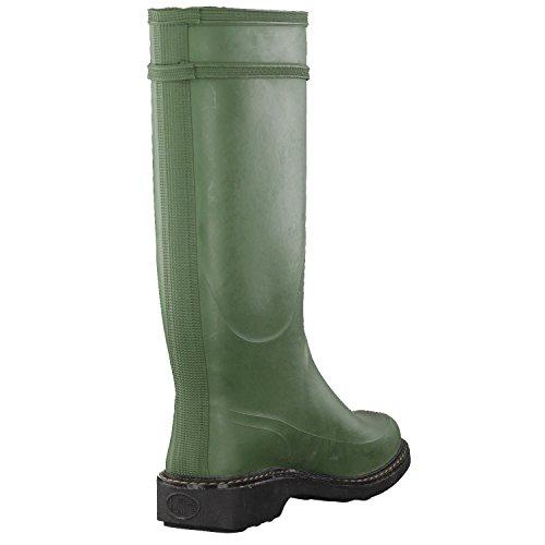 Superga2038- RBRU - Stivali di gomma Donna Grün (Forest 152)