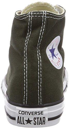 Converse Chuck Taylor All Star Season Hi,Unisex - Kinder Sneaker Grün - Vert (VERT FONNCé)