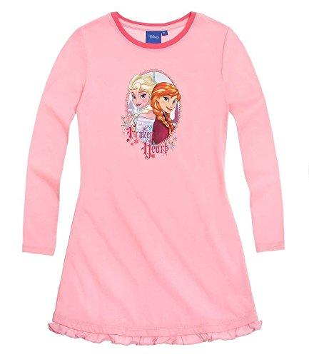 Disney Die Eiskönigin Nachthemd rosa Gr. 104