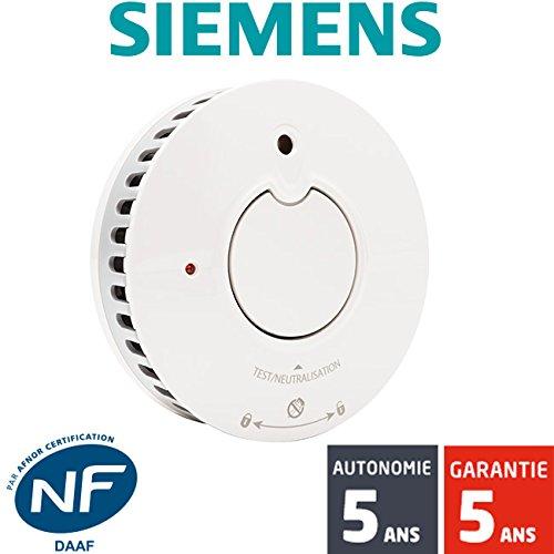 SIEMENS - Détecteur de fumée NF...