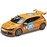 Original VW Volkswagen Scirocco Cup 2012Modelo 1: 43Naranja Team ZF Sachs