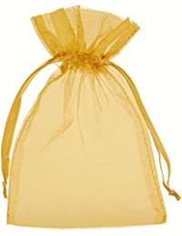 9919c45d0 20 Bolsas de Organza con Cinta de Raso para Vestir, tamaño 30 x 15 cm