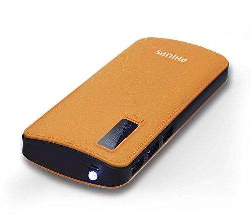 Philips DLP6006N 11000mAh Power Bank(Brown)