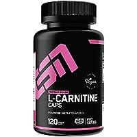 ESN L-Carnitine Caps, 120 Kaps. preisvergleich bei fajdalomcsillapitas.eu