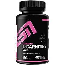 ESN L-Carnitine Caps, 120 Kaps.