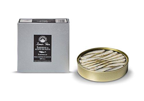 RAMON PEÑA - sardine in olio d'oliva 40/50 RO280 confezione 2 unità