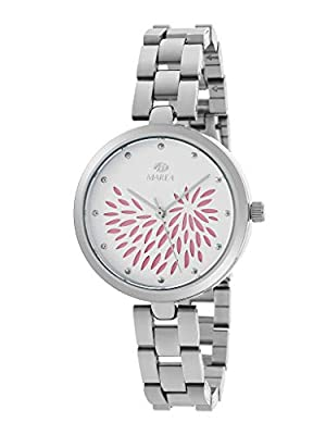 Reloj Marea Analógico Mujer B41243/3 Armis Acero y Esfera Rosa Claro