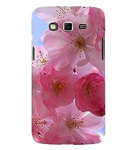 Fuson Designer Back Case Cover for Samsung Galaxy Grand 2 :: Samsung Galaxy Grand 2 G7105 :: Samsung Galaxy Grand 2 G7102 :: Samsung Galaxy Grand Ii (Flower Bloom Blossom Floret Floweret)