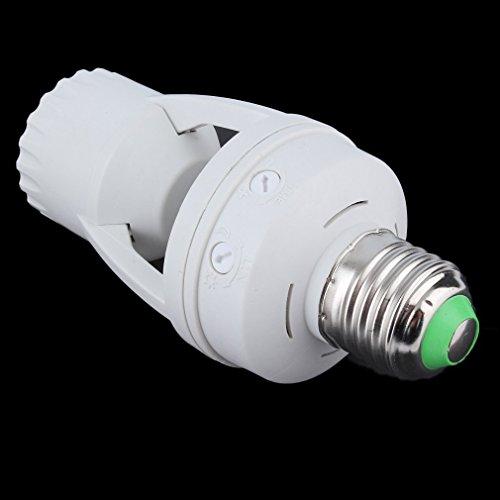 ulable E27LED Infrarot-Bewegungsmelder Licht Sensor Glühlampe Schalter Home (Ge-bewegungsmelder Led-licht)