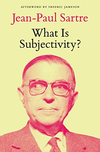 What is Subjectivity? Cover Image