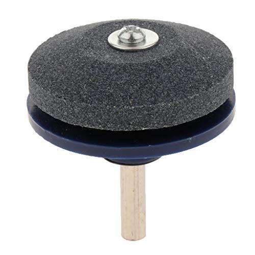 Shiwaki pietra per mola affilatutto affilacoltelli per trapano tagliaerba con lama rotante