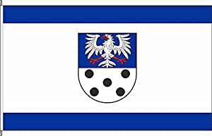 Flagge Fahne Kleinflagge Herschberg - 40 x 60cm