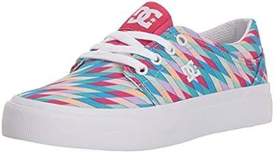 DC Youth Trase SP (Big) Skate Shoe, Multi, 11 M M US Little Kid