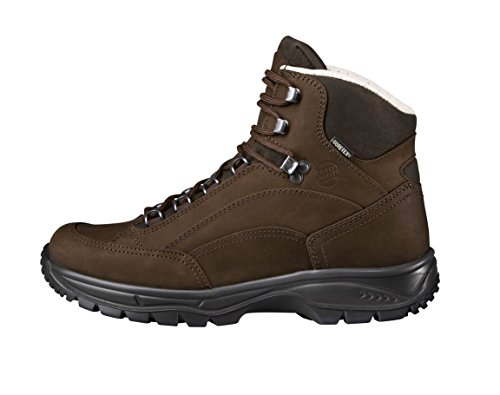 Hanwag Bottes trekking Canyon Wide brown