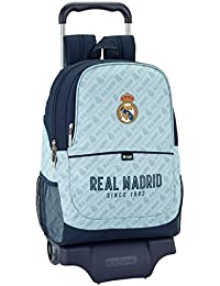 Real Madrid C.F. 2018 Sac à dos loisir, 44 cm, 23 liters, (Azul)