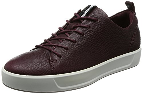 ECCO Soft 8 Ladies, Scarpe da Ginnastica Basse Donna Marrone (Bordeaux)