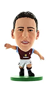 SoccerStarz - Figura con Cabeza móvil (Creative Toys Company 400150)