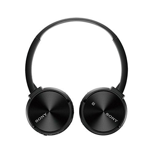 Sony MDR-ZX330BT On-Ear Bluetooth Headphones (Black)