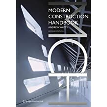 Modern Construction Handbook (Modern Construction Series)