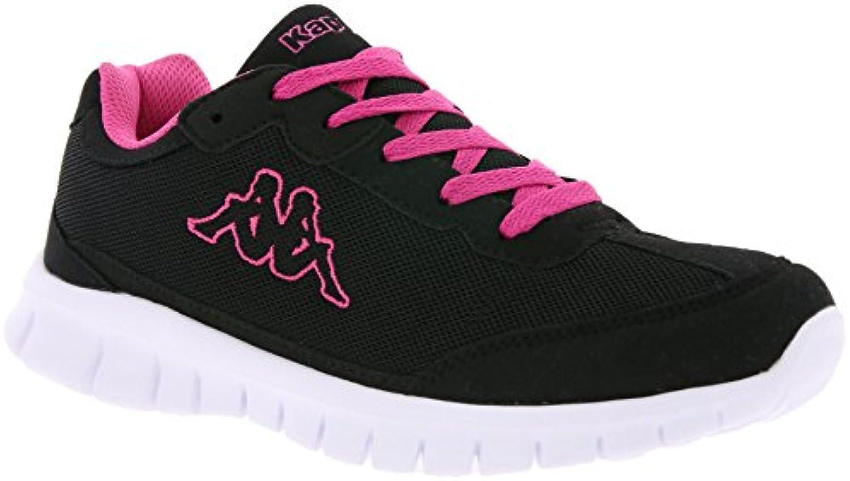 Hommes Kappa femmes Kappa Hommes Baskets Sneaker Femme NoirB07F9LT25KParent Sac élégant et attrayant Design luxuriant Bon choix e5f371