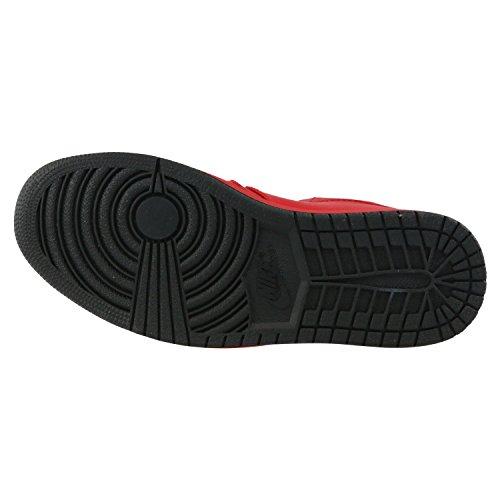 Nike Herren Jordan Heritage Sneaker Rot (Gym Red/Black)