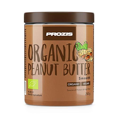Prozis burro di arachidi biologico 250 g vellutato