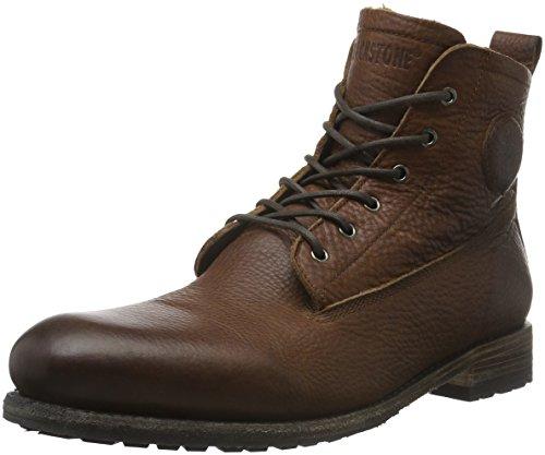 Blackstone MID LACE UP BOOT FUR OLD YELLOW, Herren Chukka Boots, Braun (old yellow), 46 EU (11 Herren UK)