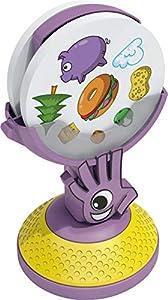Asmodee-Dobble 360°, DOBB360FR, Juego de Ambiente