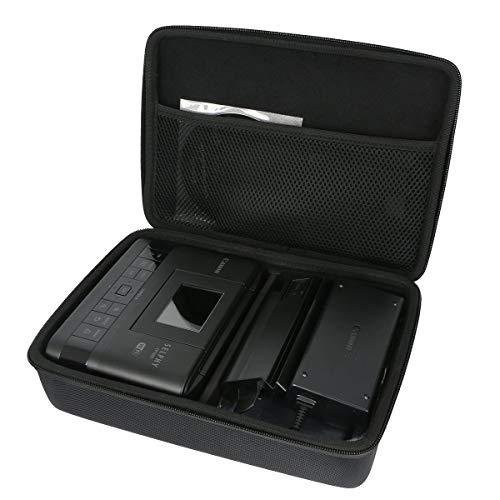 Khanka case Tasche Schutz-Hülle Etui für Canon Selphy CP1200/CP1300 WLAN Foto-Drucker.(Nur Tasche)