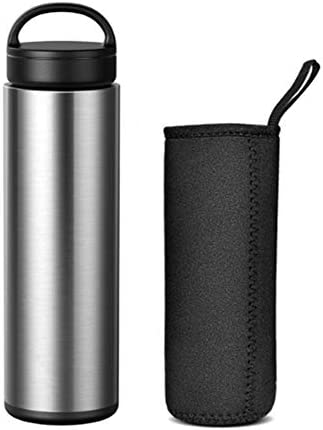 WWDDVH Thermos Bottle Coffee Mug Cup Thermo in Acciaio Inox Inox Inox Car Heat Thermal Tea Bottle Isolata Vacuum Flask Thermoses | Qualità  | Exit  8eb01b
