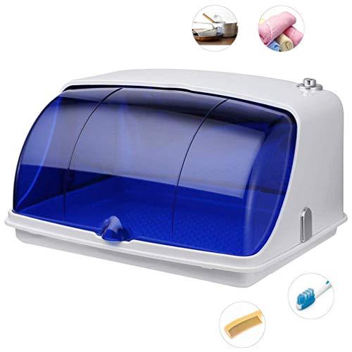 UV-Sterilisator-Box, LED-Lampe für professionelle Desinfektionsschränke zum Polieren von Schmuck, Ringen, Uhren, Brillen, Zahnersatz, Münzen - Flip-maniküre-set