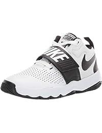meet 0ae9e ff549 Nike Team Hustle D 8 (PS), Chaussures de Basketball garçon