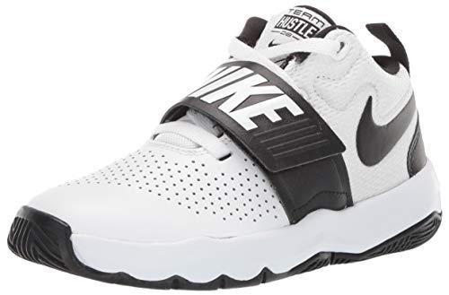 tle D 8 Basketballschuhe, Weiß (White / Black 100), 34 EU ()