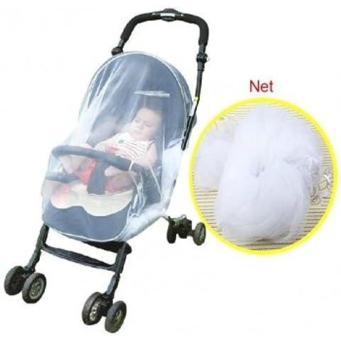 Man Friday Pram Protector Pushchair Stroller Mosquito Net Fly Midge
