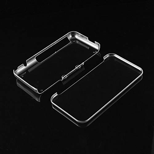 Preisvergleich Produktbild GailMontan Clear Crystal Protective Hard Shell Skin Case Cover for Nintendo New 2DS XL(Transparent)